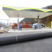 Im Dezember geht im Montafon eine neue SB-Tankstelle in Betrieb