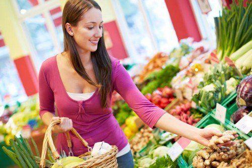 Wer gesunde Lebensmittel wie Obst und Gemüse kauft, soll steuerlich profitieren.