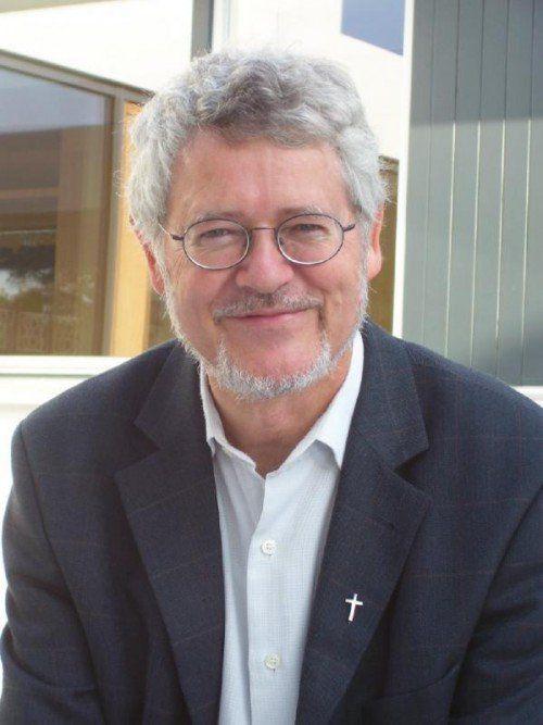 Pfarrer Reinhard Himmer hofft auf ein gutes Gespräch mit Bischof Benno Elbs.