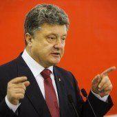 Führung in Kiew will die Ostukraine zurückerobern