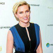 Scarlett Johansson feiert 30. Geburtstag