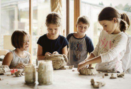 Projekt, Kinder, Seelen, Lingenau