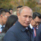 Keine neuen Sanktionen gegen Russland geplant