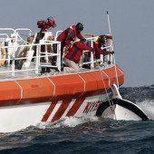 Flüchtlingsboot sank vor türkischer Küste