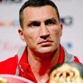 Klitschko gegen Pulew vor harter Prüfung