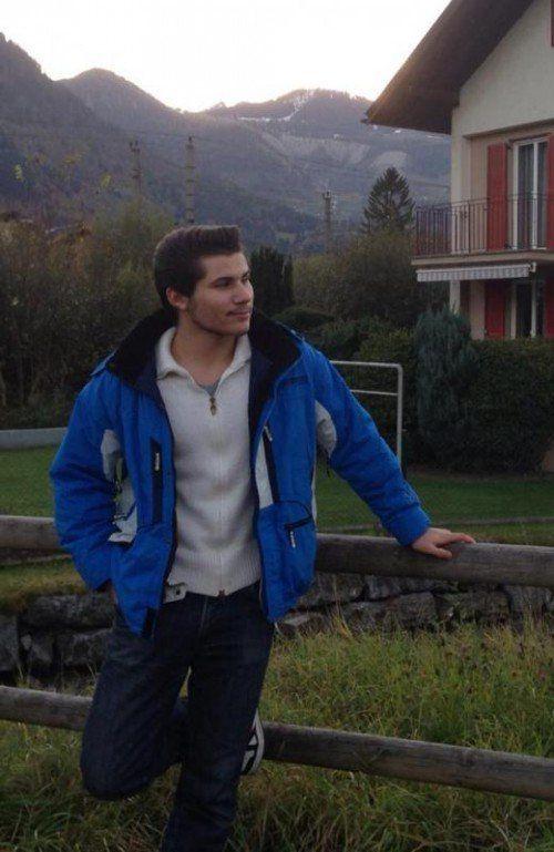 Seit einer Woche vermisst: Serban-Marian Chinde (19).  Foto:privat