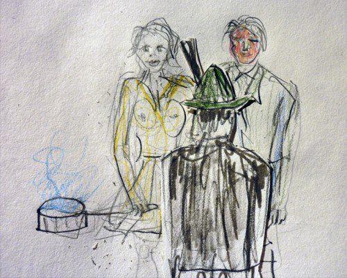 """Shame im Wauld"", 2013"