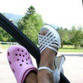 Risiko Flip-Flops am Gaspedal