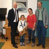 Instrumente für Musikschule
