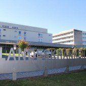 Blaue lassen bei Spitalselbstbehalt der Vorarlberger Städte nicht locker