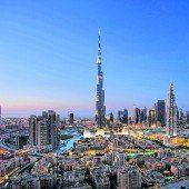 Das höchste Gebäude der Welt