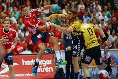 Sport Handball Liga Austria: Bregenz HB vs. Alpla HC Hard