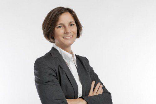 Susanne Mraz übernimmt die Finanzen bei der Huber Holding AG.