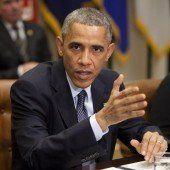 Obama macht nun Ernst