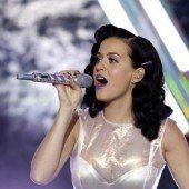 Katy Perry tritt beim Super Bowl 2015 auf