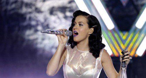 US-Sängerin Katy Perry. Foto: Reuters