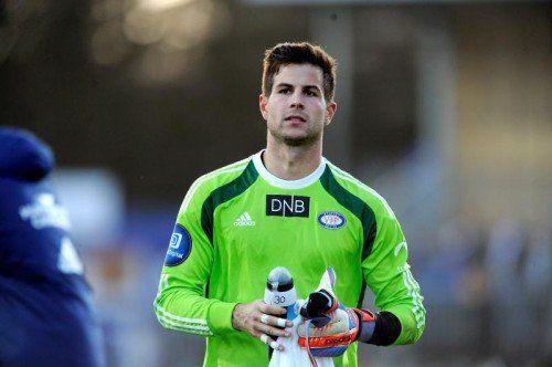 Verlängerte seinen Vertrag in Oslo: Michael Langer. Foto: gepa