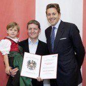 Auszeichnung für Hagen