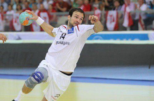 Viktor Szilagyi zog sich eine Daumenverletzung zu. Foto: gepa