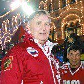 Trainer-Legende Viktor Tichonow ist verstorben