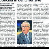 Junckers Steuerparadies