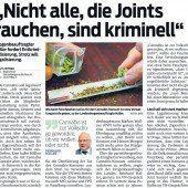 Cannabis ist kriminell