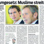 Zweierlei Maß im Islamgesetz
