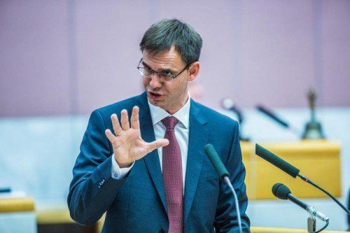 """Wallner: """"Kommission nimmt Anfang 2015 Arbeit auf.""""  Foto: MK"""