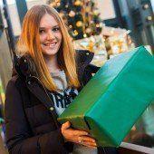 330 Euro für Geschenke