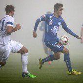 Der Nebel war für einmal der Sieger