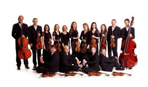 Zur Aufführung gelangen u. a. Werke von Händel, Barber, Verdi, Franz X. Gruber. foto: Dave Hunt