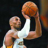 Kobe Bryant führte Lakers zum Erfolg