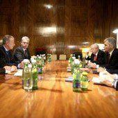Steuerreform: Politische Verhandlungsgruppe hat sich auf Stillschweigen geeinigt