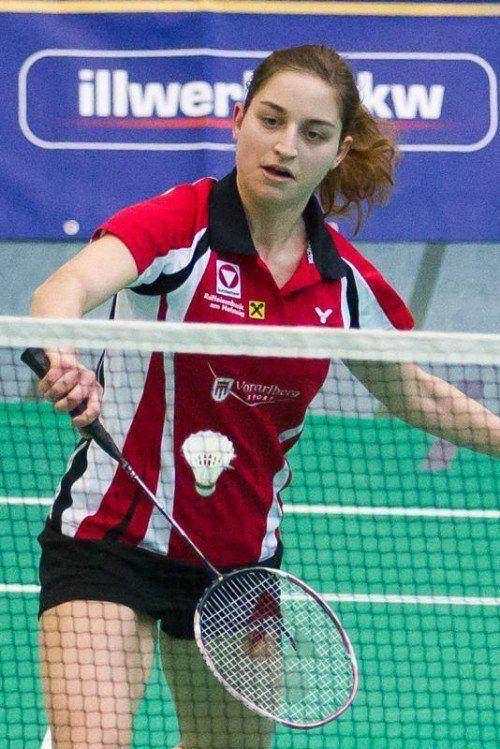 Alexandra Mathis ging bislang in allen acht Ligaeinsätzen als Siegerin vom Court. Foto: steurer
