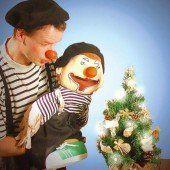 Mit Clown Dido gemeinsam feiern