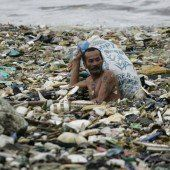 270.000 Tonnen Plastik schwimmen im Meer