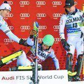 Neureuther mit Slalom-Triumph