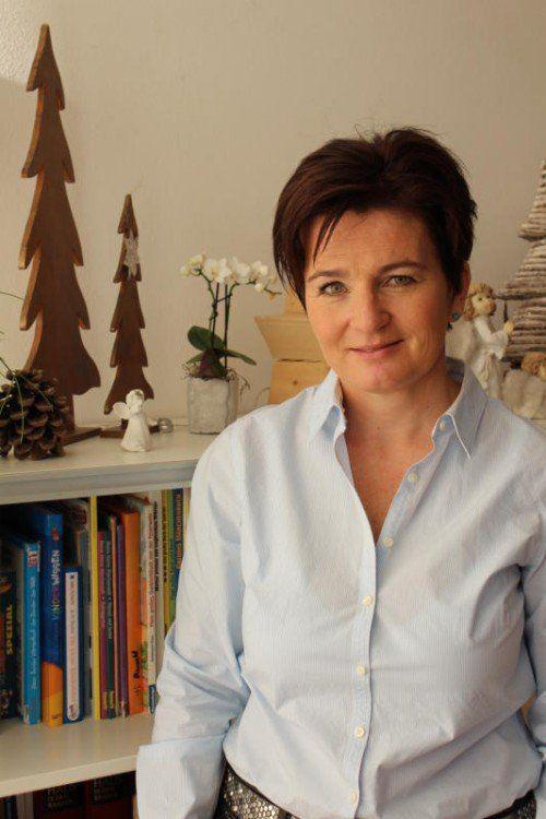 Birgit Gebhard wagte den Schritt zur beruflichen Neupositionierung und balancierte erfolgreich Kinder und Studium. Foto: lip