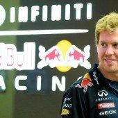 Vettel gab in Milton Keynes seinen Abschied