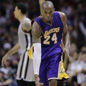 Bryant noch acht Punkte hinter Jordan
