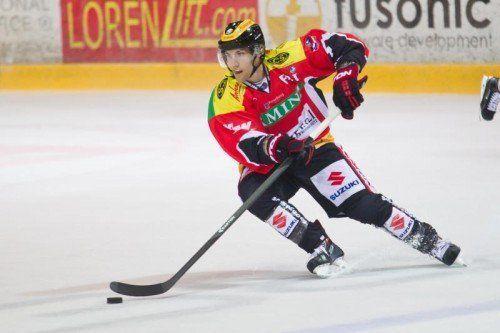 Christopf Draschkowitz rettete die VEU mit seinem Treffer vor einer Blamage gegen den Tabellenvorletzten. Foto: Steurer