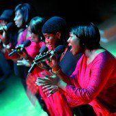 Black Voices mit großem Repertoire