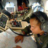 AirAsia-Unglücksflieger wohl auf Meeresgrund
