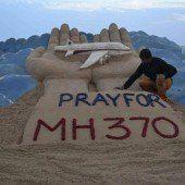 Suche nach Flug MH370 dürfte bis Mai dauern