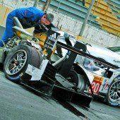 Webber-Unfall überschattete Finale
