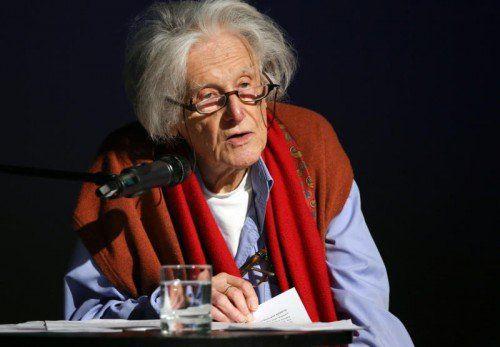 Der Schriftsteller Ralph Giordano ist im Alter von 91 Jahren gestorben.  Foto: AP