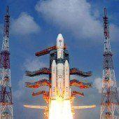 Indien testet Kapsel für bemannte Raumfahrt