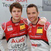 Audi bestätigt Scheider und Tambay für DTM