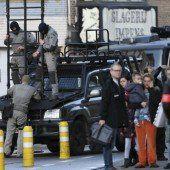 Belgien: Verwirrung um falsche Geiselnahme