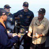 Schiffbrüchiger überlebt zwölf Tage vor Hawaii